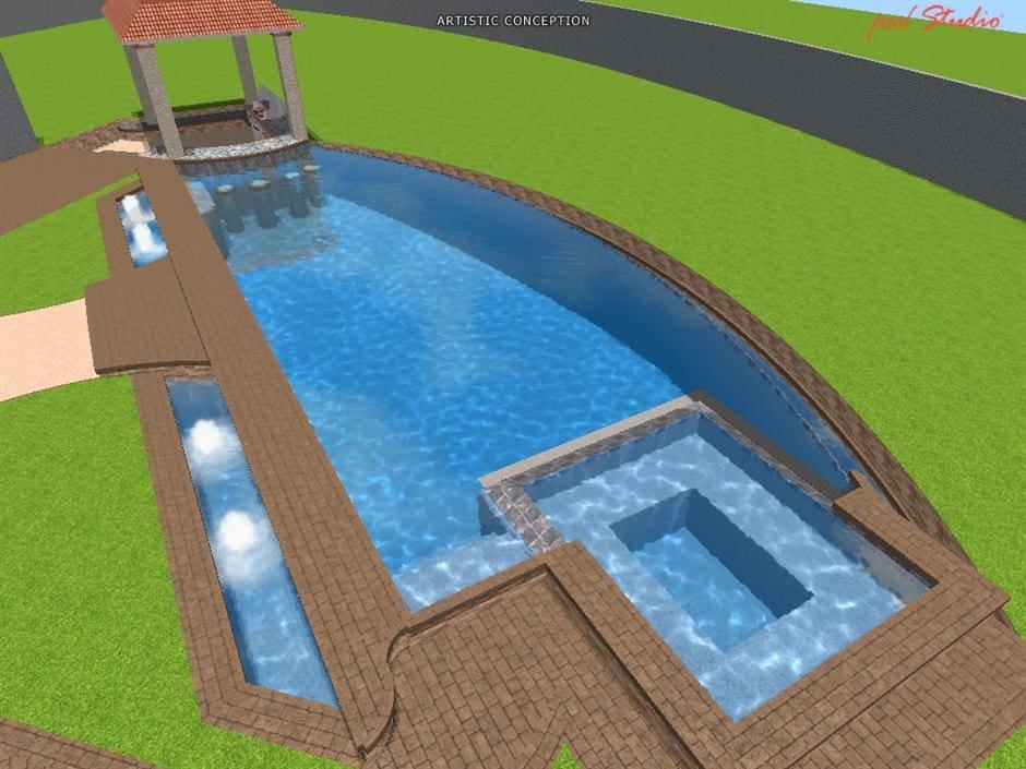 3d 7 No Limit Pools
