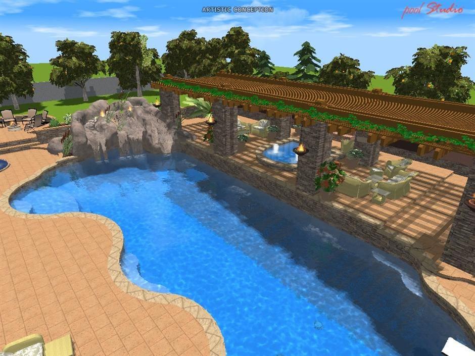 3d 96 No Limit Pools