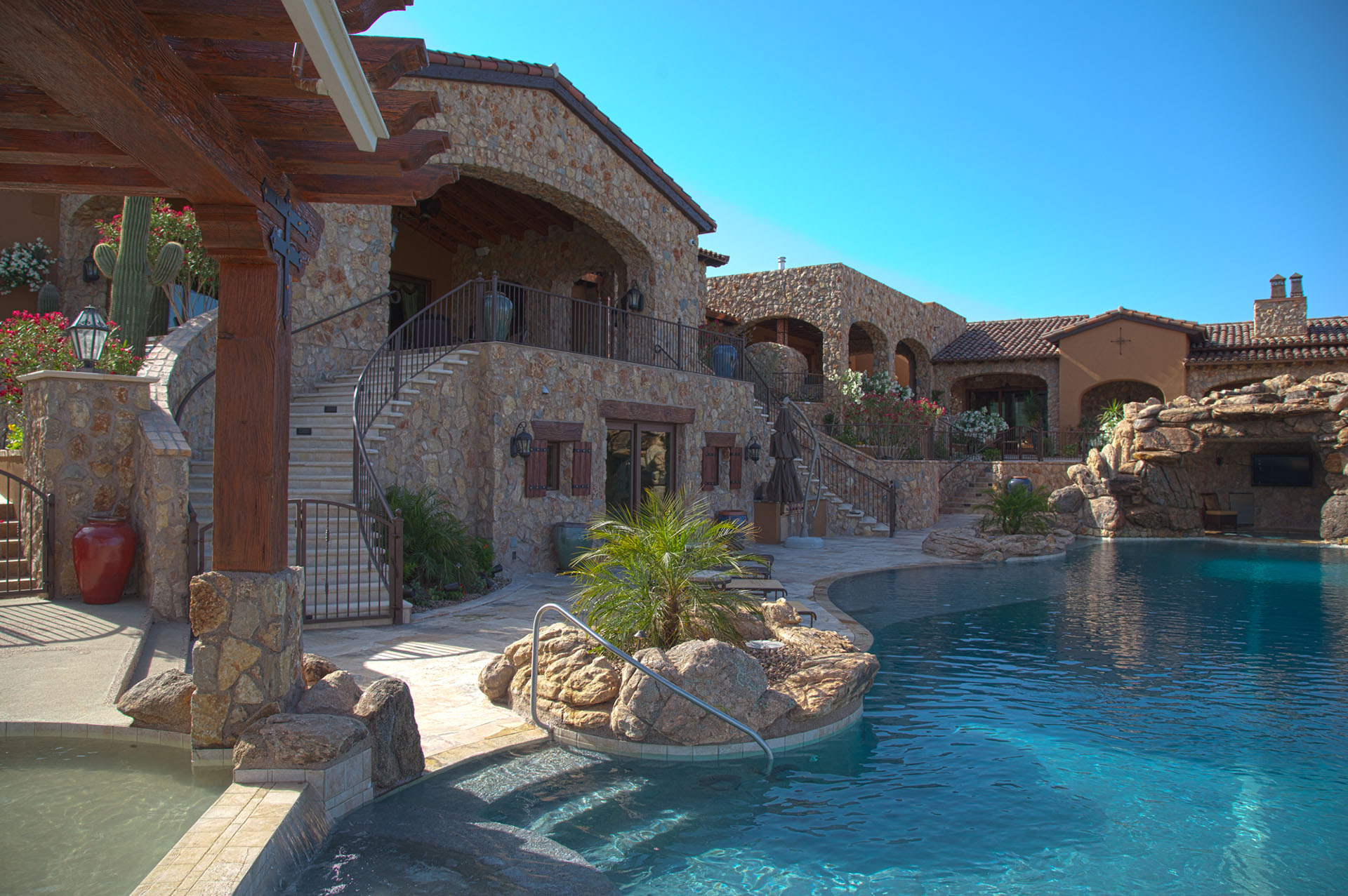 Arizona Pool Company In Skyline Area No Limit Pools