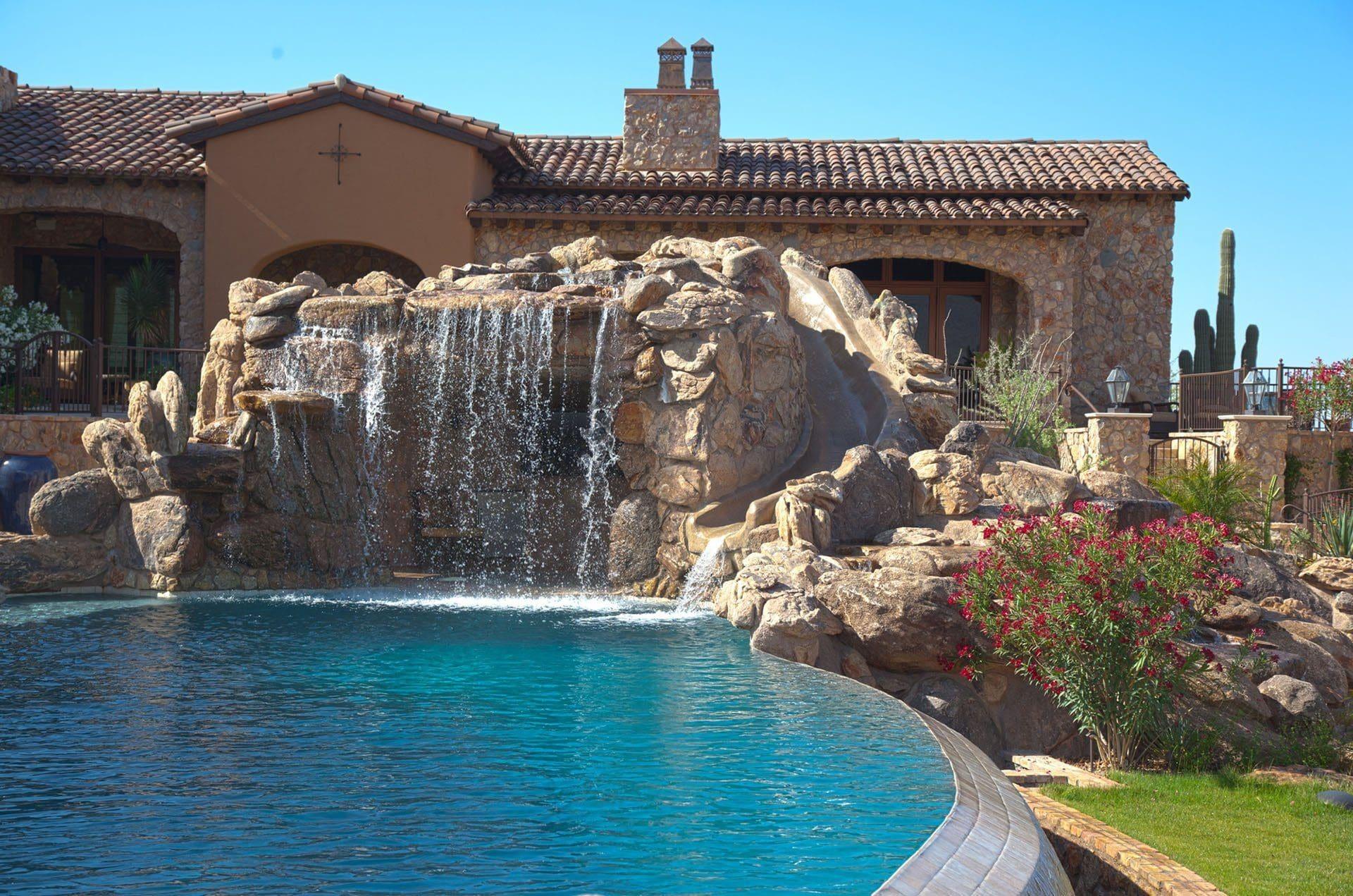 Arizona Pool Company In Skyline Area No Limit Pools