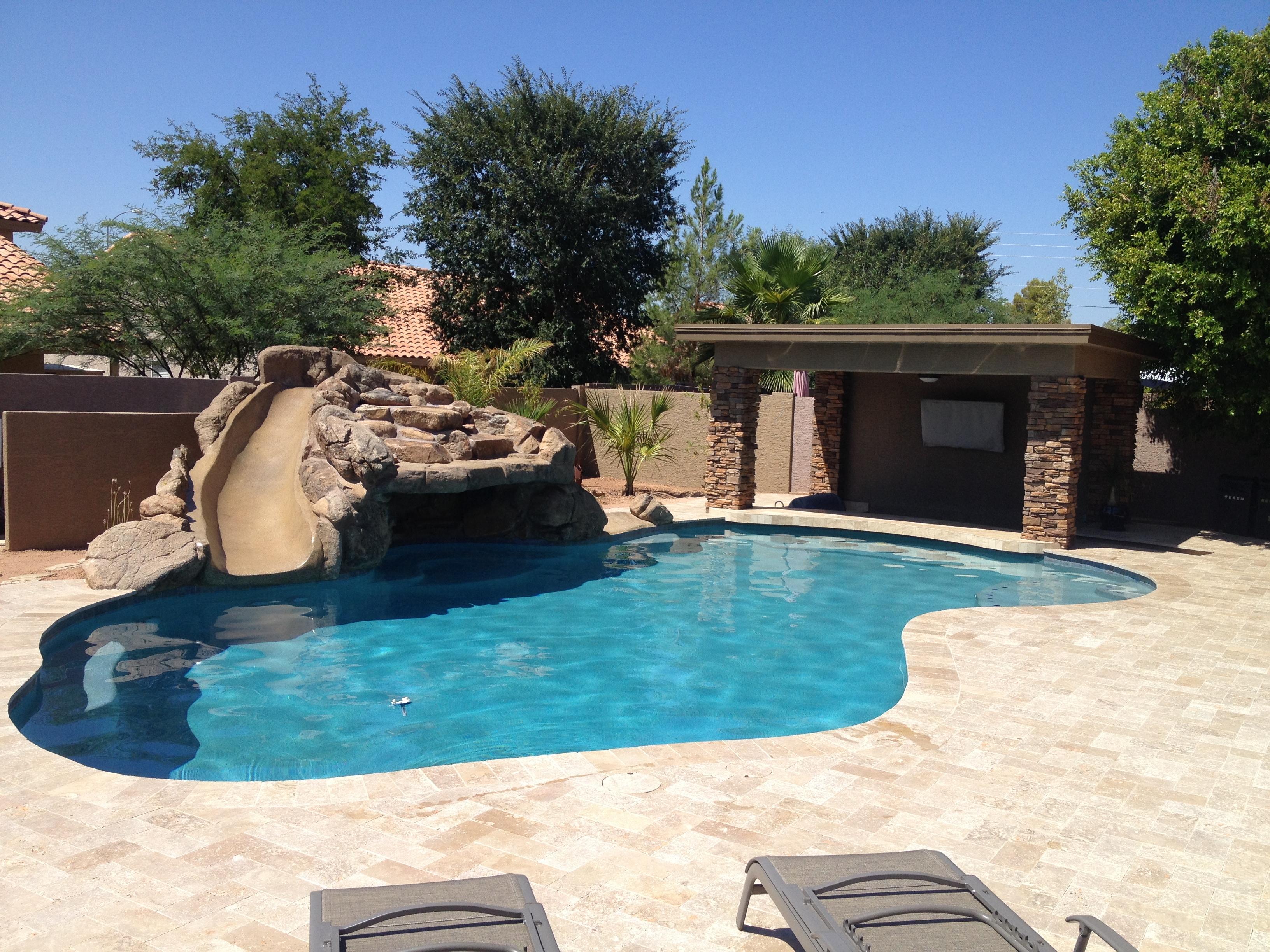 Swimming Pool Service Chandler Az Sheer Descents Desert