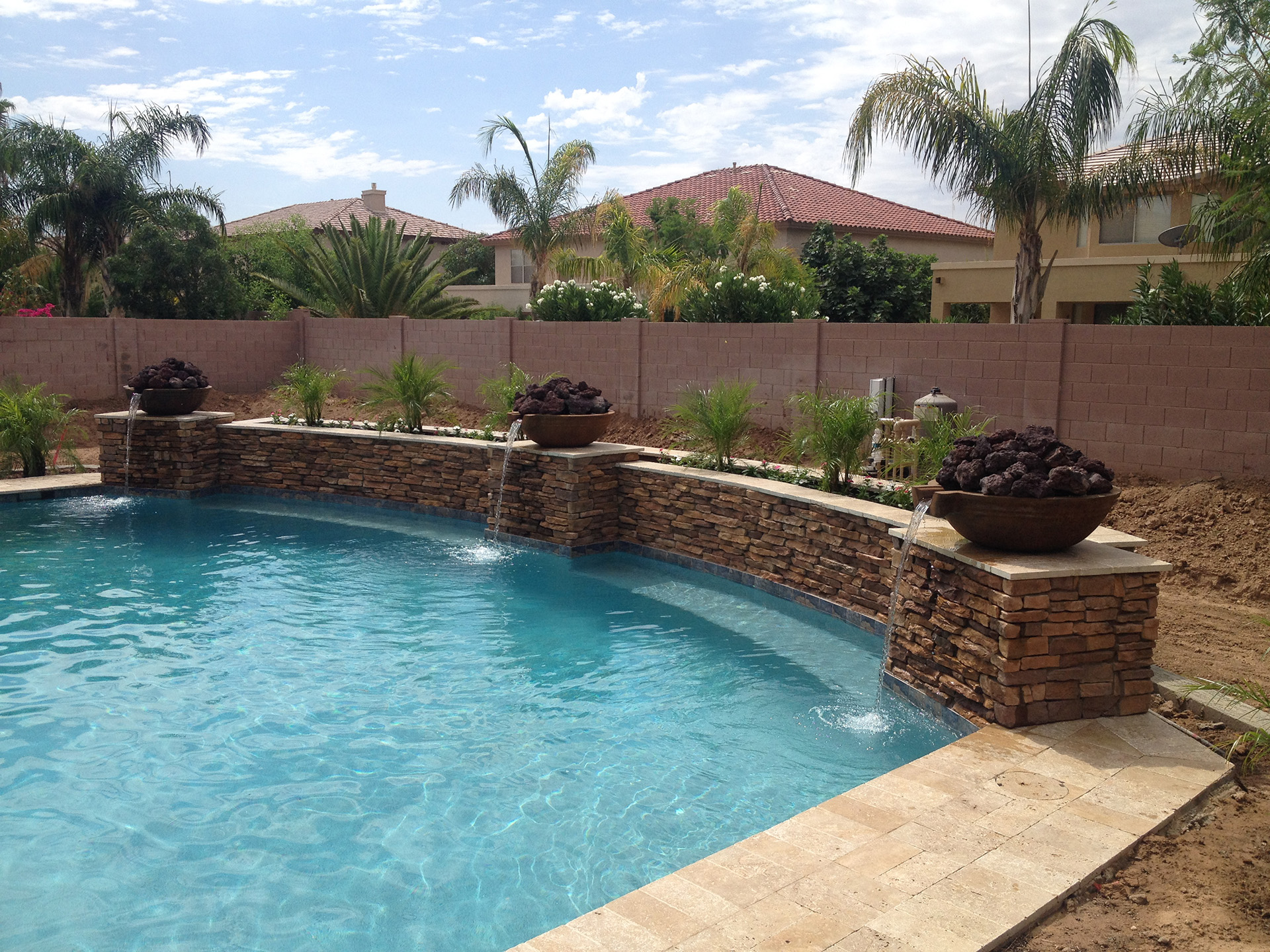 An Arizona Pool Builder S Additional Projects No Limit Pools