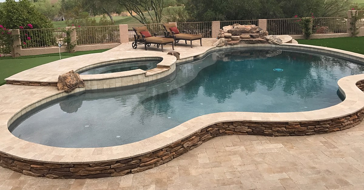 Get Creative With 2019 Pool Design Ideas | AZ | No Limit Pools on swimming pool coping ideas, swimming pool area ideas, swimming pool small yards, affordable pool backyards, custom pool ideas for small backyards, swimming pool landscaping ideas, pool landscaping ideas for small backyards, pool shapes for small backyards, swimming pool deck ideas, swimming pools for narrow yards, swimming pools for small spaces, small pools for small backyards, wading pools for small backyards, inground pools for small backyards, swimming pool decorating ideas, mini pools for backyards, pool plans for small backyards, swimming pools for small areas,