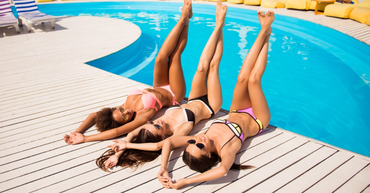 Salt Water Pool vs. Chlorine Pool – The Difference!