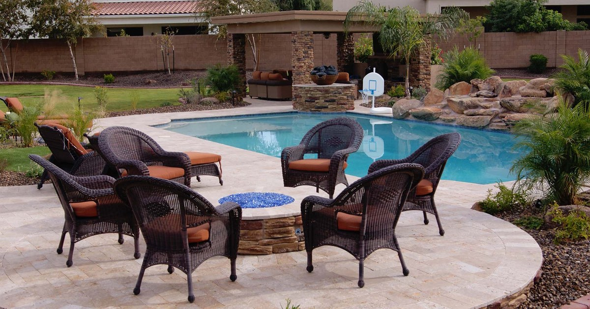 How Pools in Arizona Increase Property Values
