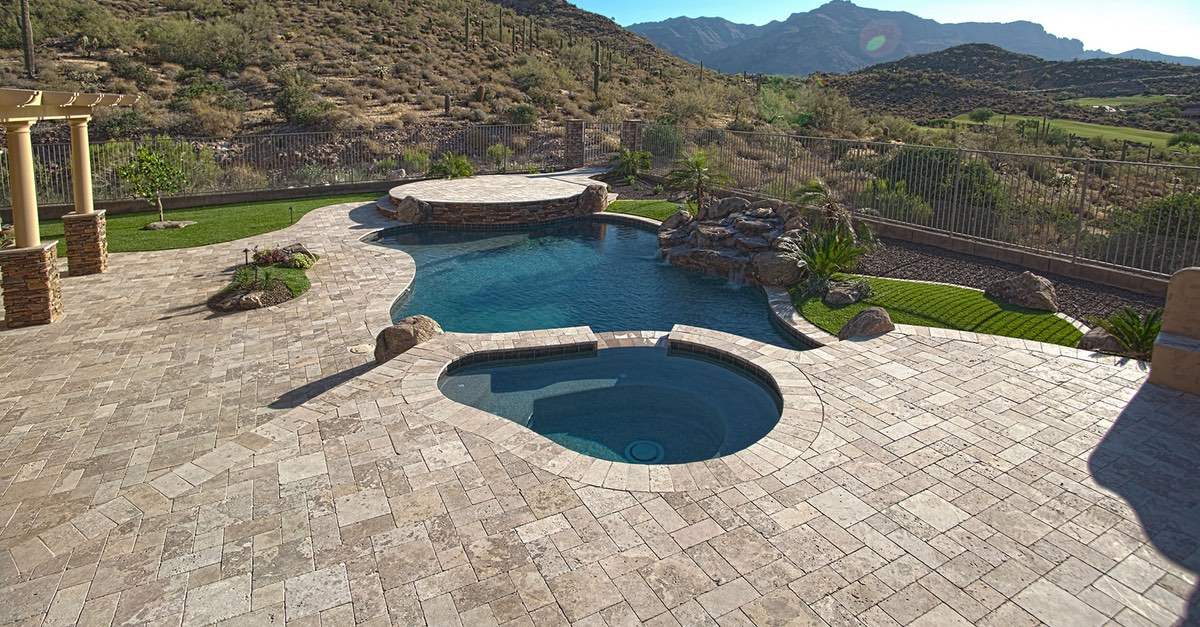 What Is the Best Material to Use Around a Pool?