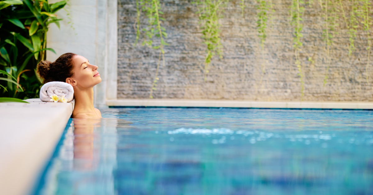 Salt Water Pool Benefits